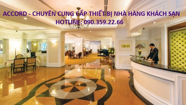 Thiết bị nhà hàng khách sạn tại Đà Nẵng
