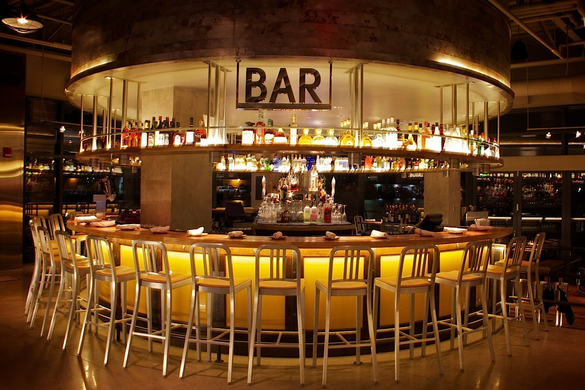 thiết bị quầy bar